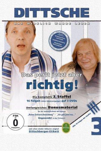 Dittsche Staffel  3: Das perlt jetzt aber richtig! (3 DVDs)