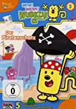 Wow, Wow, Wubbzy! 5 - Der Piratenschatz