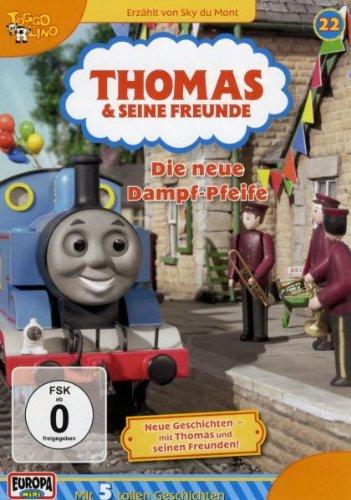 Thomas und seine Freunde 22 - Die neue Dampf-Pfeife