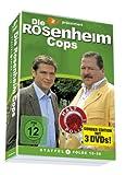 Die Rosenheim Cops - Staffel 7/Folge 16-30 (3 DVDs)