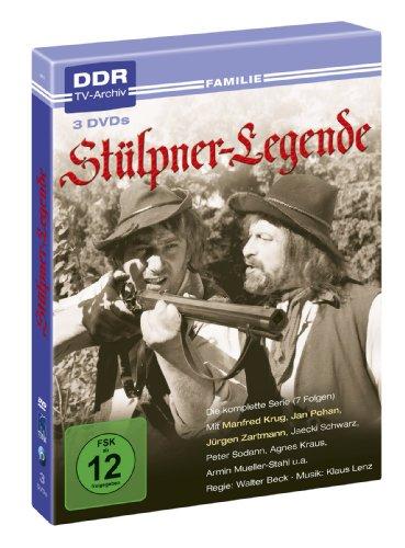Stülpner-Legende (DDR TV-Archiv) (3 DVDs)