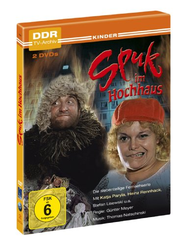 Spuk im Hochhaus (DDR TV-Archiv) (2 DVDs)