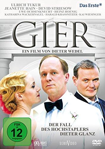 Gier: Der Roman zum großen Fernseh-Zweiteiler.