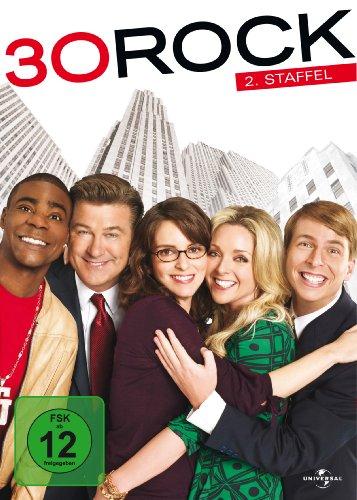 30 Rock Staffel 2 (2 DVDs)