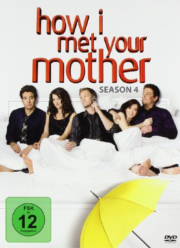 How I Met Your Mother Staffel 4 (3 DVDs)