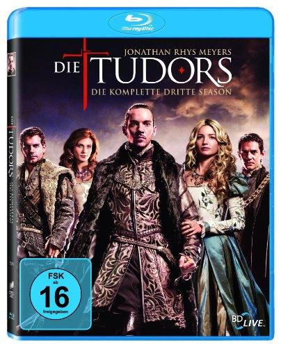 Die Tudors Staffel 3 [Blu-ray]
