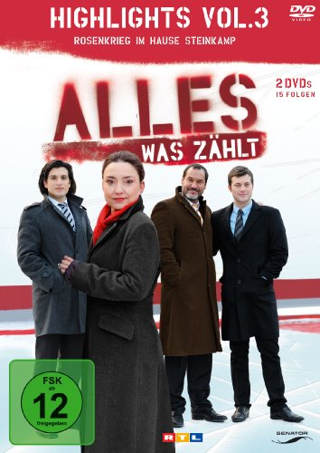 Alles was zählt Highlights Vol. 3 (2 DVDs)