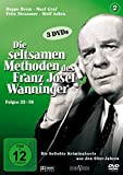 Die seltsamen Methoden des Franz Josef Wanninger 2: Folgen 22-36 (3 DVDs)