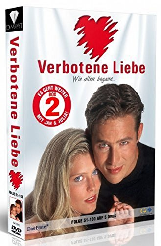Verbotene Liebe Wie alles begann, Vol. 2: Folge 51-100 (5 DVDs)