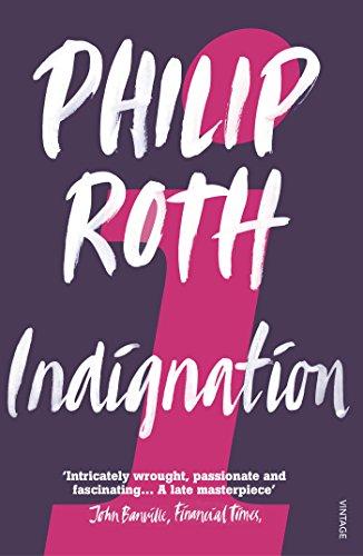 Indignation — Philip Roth