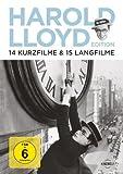 Harold Lloyd Edition - 14 Kurzfilme & 15 Langfilme (10 DVDs, OmU)