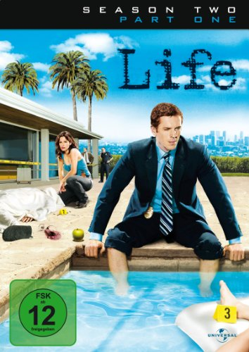 Life Staffel 2, Teil 1 (3 DVDs)