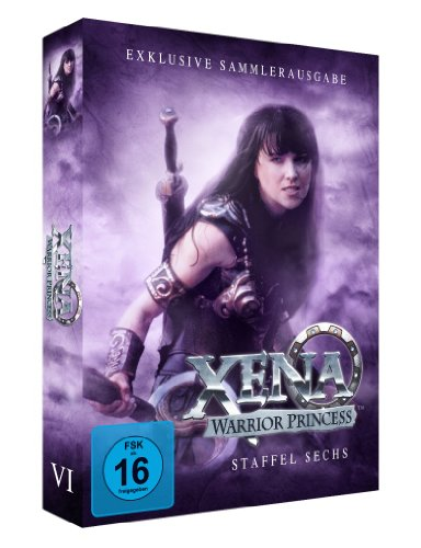 Xena Warrior Princess - Staffel 6 (6 DVDs)