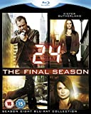 24 - Series 8 - Complete [Blu-ray]
