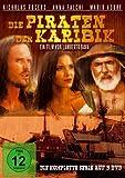 Die Piraten der Karibik - Die komplette Miniserie (3 DVDs)