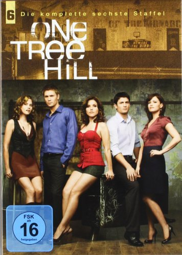 One Tree Hill Staffel 6 (7 DVDs)