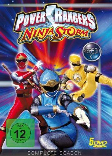 Power Rangers - Ninja Storm: