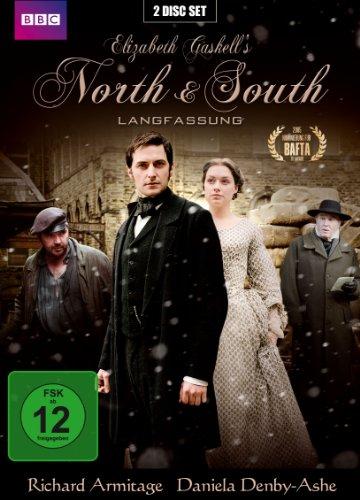 "Elizabeth Gaskell's ""North & South"" (Langfassung) (2 DVDs)"