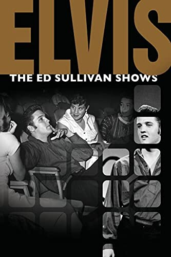 Elvis Presley - The Ed Sullivan Shows (3 DVDs)