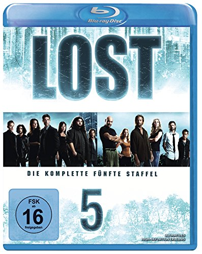 Lost Staffel 5 [Blu-ray]