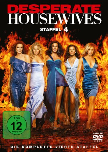 Desperate Housewives Staffel 4 (5 DVDs)