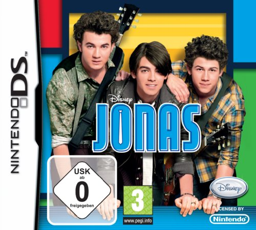 Disney Jonas (für Nintendo DS)