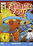 The Fantastic Four (1978) - Die komplette Serie (2 DVDs)