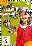 Katrin und die Welt der Tiere - Staffel 1, Teil 1 (inkl. Weltkartenposter und Tiersammelsticker)