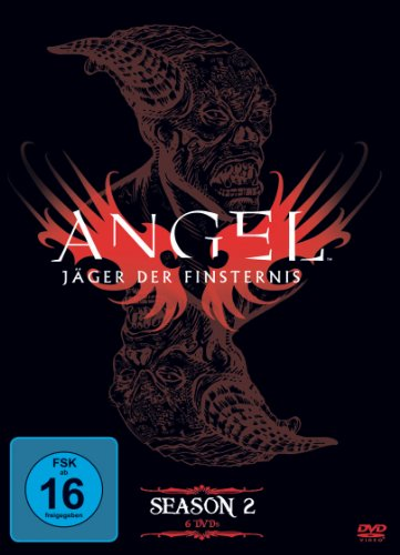 Angel - Jäger der Finsternis Season 2 (6 DVDs)
