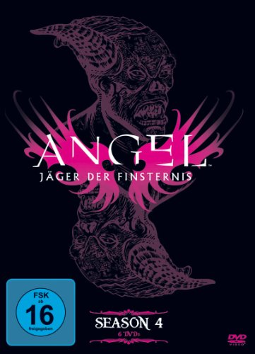 Angel - Jäger der Finsternis Season 4 (6 DVDs)