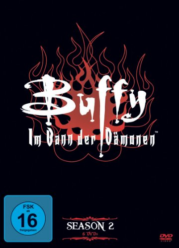 Buffy Season 2 (6 DVDs)