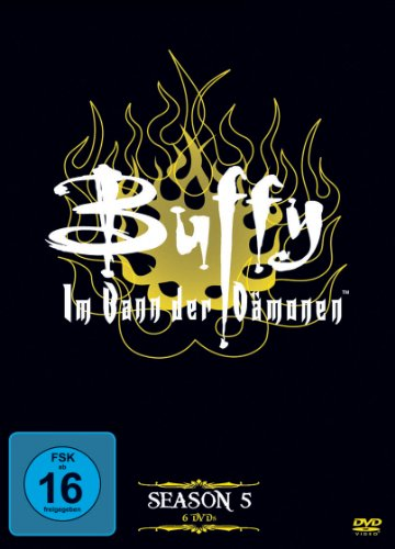 Buffy Season 5 (6 DVDs)