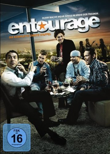 Entourage Staffel 2 (3 DVDs)