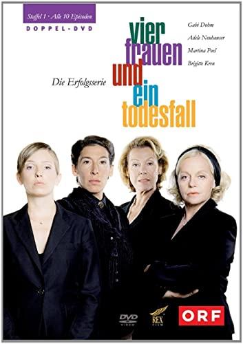 Vier Frauen und ein Todesfall Staffel 1 (2 DVDs)