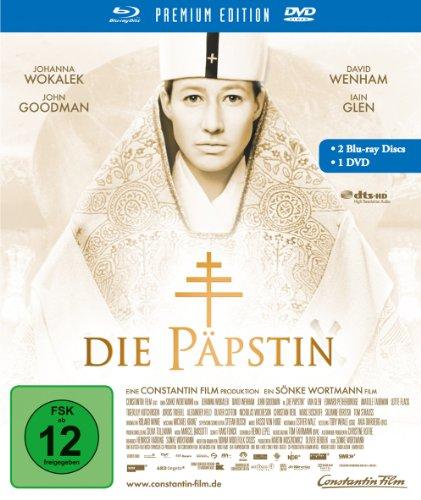 Die Päpstin Premium Edition [Blu-ray] + DVD