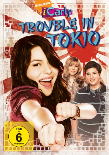 iCarly Trouble in Tokio