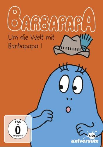 Um die Welt mit Barbapapa,