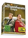 Die Rosenheim Cops - Staffel 8/Folge 01-14 (3 DVDs)