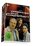Die Verbrechen des Professor Capellari - Folge 13-17 (3 DVDs)