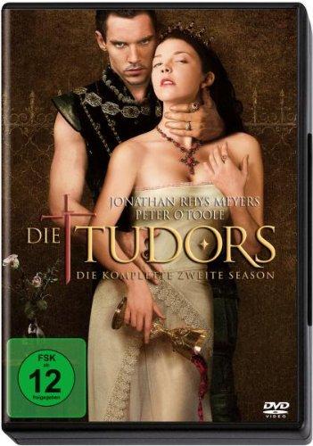 Die Tudors Staffel 2 (3 DVDs)