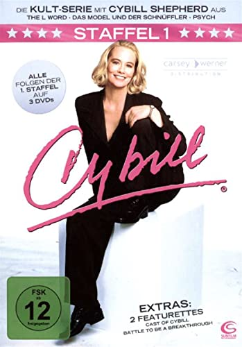Cybill Staffel 1 (3 DVDs)