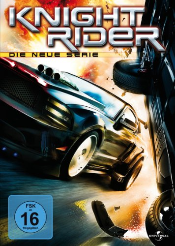 Knight Rider Series 1 (4 DVDs)