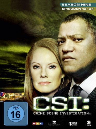CSI Season  9 / Box-Set 2 (3 DVDs)