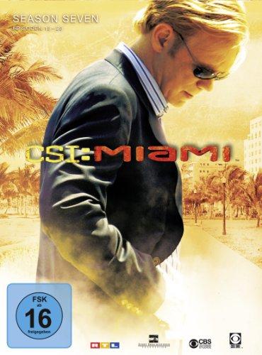 CSI: Miami Season  7.2 (3 DVDs)