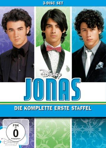 Jonas - Die komplette erste Staffel (3 DVDs)