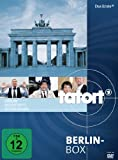 Tatort - Berlin-Box (3 DVDs)