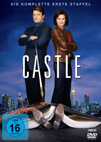 Castle Staffel 1 (3 DVDs)