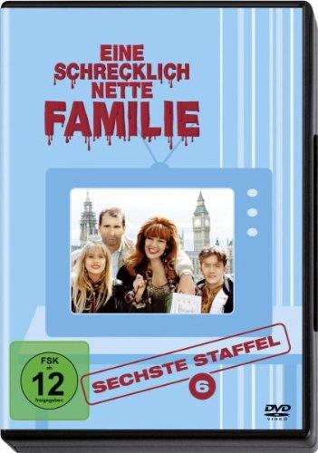Eine schrecklich nette Familie Staffel  6 (3 DVDs)