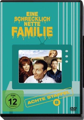 Eine schrecklich nette Familie Staffel  8 (3 DVDs)