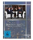 Boston Legal - Die komplette Serie (27 DVDs)